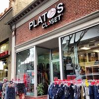 Photo taken at Plato's Closet San Mateo by River M. on 1/31/2014