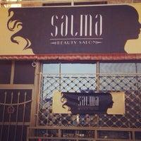 Photo taken at Salma Beauty saloon by Tarik J. on 3/1/2014