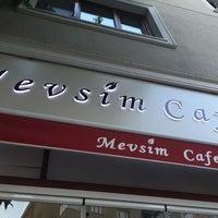 Photo taken at Mevsim Cafe by Hasan K. on 6/29/2015