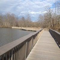 Photo taken at Historic Smithville Park by Michelle B. on 3/26/2013
