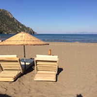 Photo taken at İztuzu Beach by Meryem Ş. on 7/6/2016
