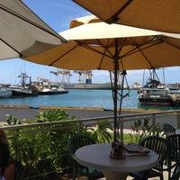 Photo taken at Nico's at Pier 38 by Tina M. on 4/11/2013