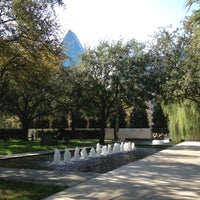 Photo taken at Nasher Sculpture Center by Alexander K. on 10/20/2012
