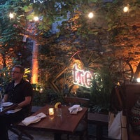 Photo taken at tree bistro by Laurence H. on 6/26/2016