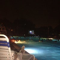 Photo taken at University Park Pool by Gay on 8/23/2014