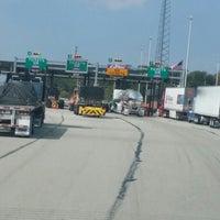 Photo taken at Pennsylvania Turnpike by Lerone W. on 9/18/2014