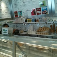 Photo taken at Mitchell's Ice Cream by Linda G. on 7/20/2013