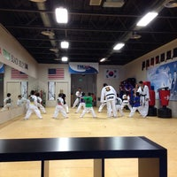 Photo taken at Lee's Taekwondo by Troy P. on 7/13/2013