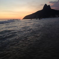 Photo taken at Barraca do Mineiro by Gabriel N. on 1/24/2014