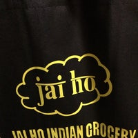 Photo taken at Jai Ho Indian Grocery by Nikki C. on 11/4/2013