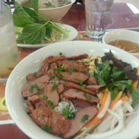 Photo taken at Nam Hua Vietnamese Cuisine by Marc R. on 5/6/2013