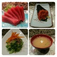 Photo taken at Satsuma Sushi by J M. on 11/20/2012