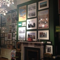 Photo taken at The Little Museum of Dublin by Conor H. on 11/28/2013