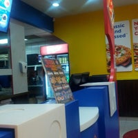 Photo taken at Domino's Pizza by Ibnu M. on 3/4/2013