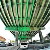 Photo taken at Bruckner Expressway by Milton on 8/16/2013
