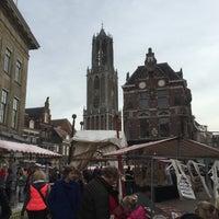 Photo taken at Stadhuisbrug by Mark v. on 11/8/2015