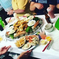 Photo taken at Margie and Rays Seafood Restaurant by Gerry M. on 10/11/2015