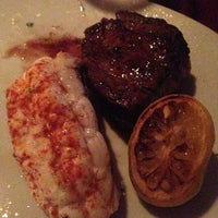 Photo taken at Fleming's Prime Steakhouse & Wine Bar by P Pam P. on 3/28/2013
