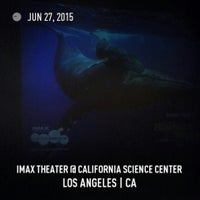 Photo taken at IMAX Theater @ California Science Center by Michael D. on 6/27/2015