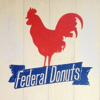 Photo taken at Federal Donuts by Gary I. on 6/1/2013