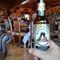Photo taken at Smokin' View Lodge by Al L. on 7/16/2015
