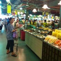 Photo taken at Seri Market by ning g. on 12/20/2012