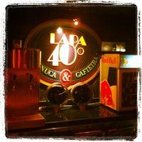 Photo taken at Lapa 40 Graus by DJ N. on 10/12/2012