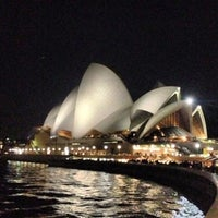 Photo taken at Sydney Opera House by Peter B. on 7/27/2013