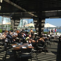 Photo taken at Dockside Restaurant by Aqua J. on 7/21/2013