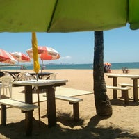 Photo taken at Mar do Norte by Luiza M. on 2/4/2016