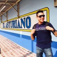 Photo taken at El Asturiano by Alex on 6/13/2015