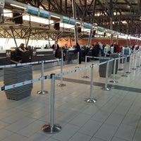 Photo taken at Ottawa Macdonald-Cartier International Airport (YOW) by Bill M. on 11/27/2012