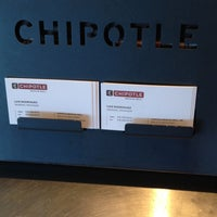 Photo taken at Chipotle Mexican Grill by Lis M. on 5/12/2013