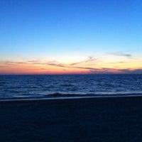 Photo taken at Bonita Beach by JA Design on 3/8/2013