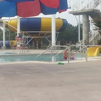 Photo taken at Earlywine Water Park by Tiffany B. on 7/21/2014