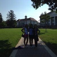 Photo taken at Wilson Hall by Melanie W. on 9/20/2014