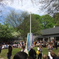 Photo taken at Shady Hill School by James M. on 5/14/2014