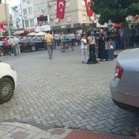 Photo taken at Pazar Cami by Ayşenur A. on 9/8/2015