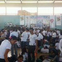 Photo taken at Colegio José Daniel Crespo by Cristobal O. on 1/19/2013
