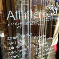 Photo taken at All'interno Interieur by All'interno on 2/2/2013