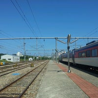 Photo taken at Gangneung Stn. by Duck-il James R. on 9/11/2014