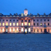 Photo taken at Somerset House by Stu G. on 2/3/2013