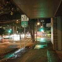 Photo taken at King St & Kalakaua Ave Intersection by Stephen C. on 5/1/2016