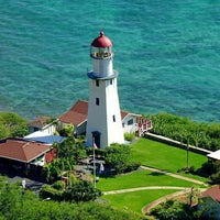 Photo taken at Diamond Head Lighthouse by Stephen C. on 1/19/2016
