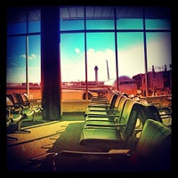 Photo taken at Cincinnati / Northern Kentucky International Airport (CVG) by Ron M. on 1/4/2013