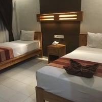 Photo taken at Bakung Sari Hotel by Joey L. on 6/28/2016