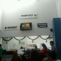 Foto tomada en SUNAT por Edgar M. el 12/27/2012