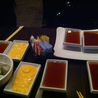 Photo taken at Kumori Sushi & Teppanyaki by Becky U. on 11/16/2012