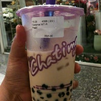 Photo taken at Chatime by Selina L. on 4/28/2013