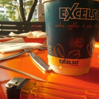 Photo taken at EXCELSO Café by Dedy van D. on 10/11/2013